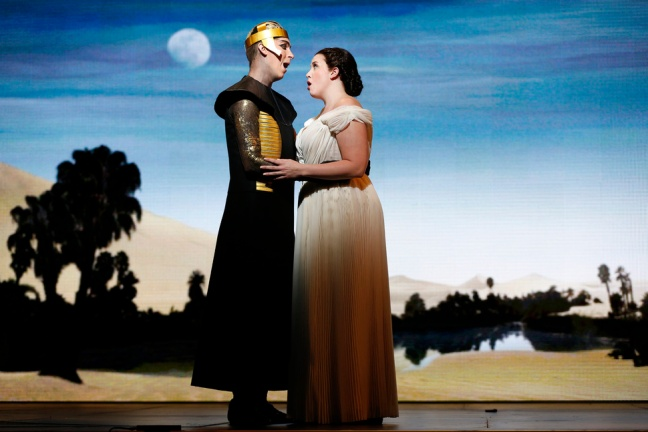 Opera Mose in Egitto