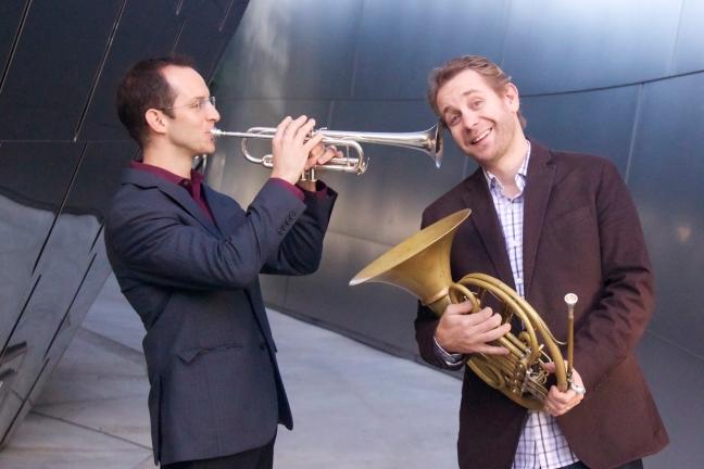 Thomas Hooten and Andrew Bain. Photo by CD Dexter Haven, allisyar.com